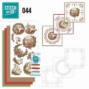 Stitch and Do 44 - Holly Jolly Mix