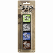 Distress Ink Mini Kit 14