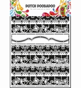 Dutch Doobadoo Paper Art Borders