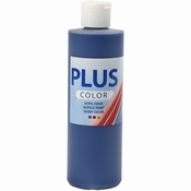 Plus Color Acrylverf Navy Blue 250ml