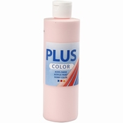 Plus Color Acrylverf Soft Pink 250ml