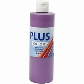 Plus Color Acrylverf Dark Lilac 250 ml