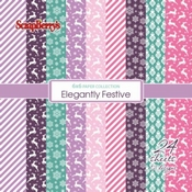 Scrapberry | Elegantly Festive | paperpad 6x6 Inch