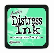 Distress Ink Mini- evergreen bough
