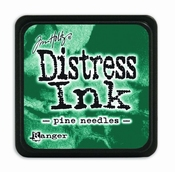 Distress Mini Ink Ink  - pine needles