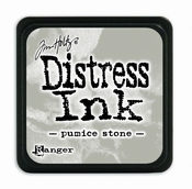 Distress Mini Ink Ink  - pumice stone