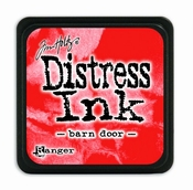 Distress Mini Ink Ink  - barn door  per stuk