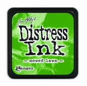 Distress Mini Ink Ink  - mowed lawn