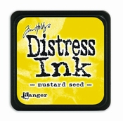 Distress Mini Ink Ink  - mustard seed