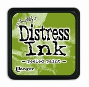 Distress Mini Ink Ink  - peeled paint