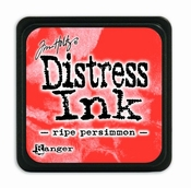 Distress Mini Ink Ink  - ripe persimmon