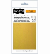 Wow Fab Foil | Bright Gold