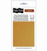 Wow Fab Foil | Bright Copper