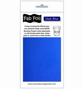 Wow Fab Foil | Dark Blue