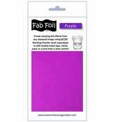 Wow Fab Foil | Purple