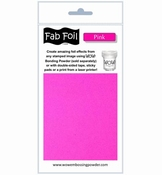 Wow Fab Foil   Pink