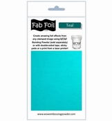 Wow Fab Foil | Teal