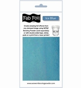 Wow Fab Foil | Ice Blue