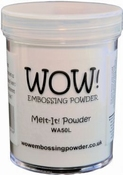 WOW embossing poeder |  Melt-it! Powder