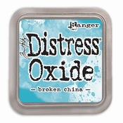 Distress oxide - Broken China per stuk