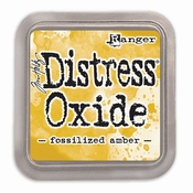 Distress oxide - Fossilized Amber per stuk