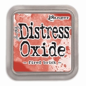 Distress oxide - Fired Brick per stuk