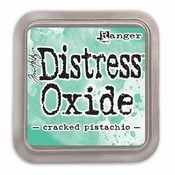 Distress oxide - Cracked Pistachio per stuk