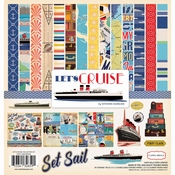 Carta Bella Let's Cruise Collection Kit 12