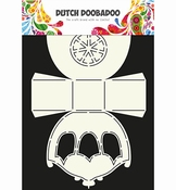 Dutch Doobadoo Box Art Coach - Koets
