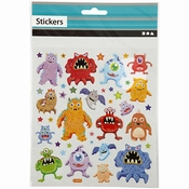 Stickers - Fancy Monsters