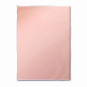 Spiegelkarton Burnished Rose Mat | 5 vel