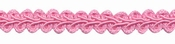Galon Band licht roze - 9 mm