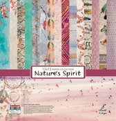 Nature's Spirit - 12x12 Inch - 190 gsm - 16 sheets