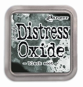 Distress Oxide Inkt Black Soot