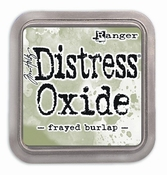 Distress Oxide Inkt Frayed Burlap