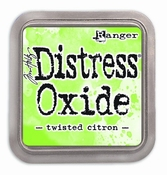 Distress Oxide - Twisted citron TDO56294 Tim Holtz per stuk