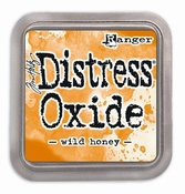 Distress Oxide - Wild honey TDO56348 Tim Holtz per stuk