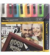 Securit - Chalk Marker set 8 kleuren  Per stuk
