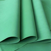 Foamiran Blad groen - 0,8mm - Flower Foam