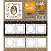Dot & Do Cards only set 025