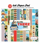 Carta Bella Are we There Yet  6x6 inch paperpad Per stuk
