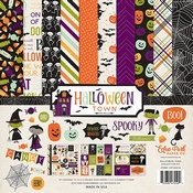 Echo Park Collection Kit Halloween Town