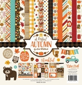A Perfect Autum Collection Kit 12x12 inch per stuk