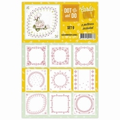 Dot & Do Cards only set 006 per stuk