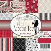 Wild rose Paper Pack Man about Town per stuk