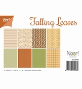 JoyCrafts papier Falling Leaves