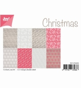 Joy Crafts Papierset Christmas