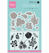 Marianne Design Stempel Giftwrapping: Twigs & twine