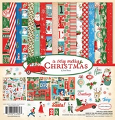 Carta Bella Collection Kit A Very Merry Christmas