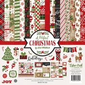 A Perfect Christmas Collection Kit 12x12 inch per stuk